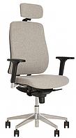 Кресло руководителя Absolut R HR Black WA AL70, фото 1