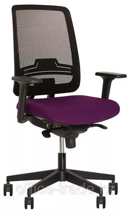 Кресло Absolut R Net Black WA PL70