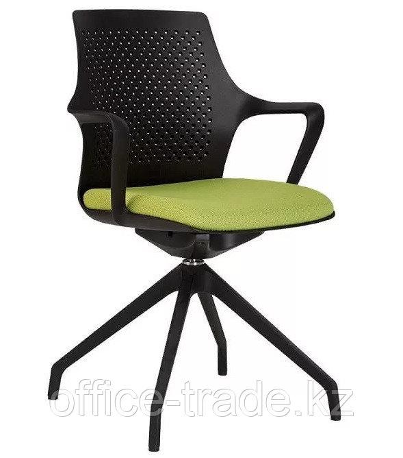 Кресло Gemina black SWG PL68-4L
