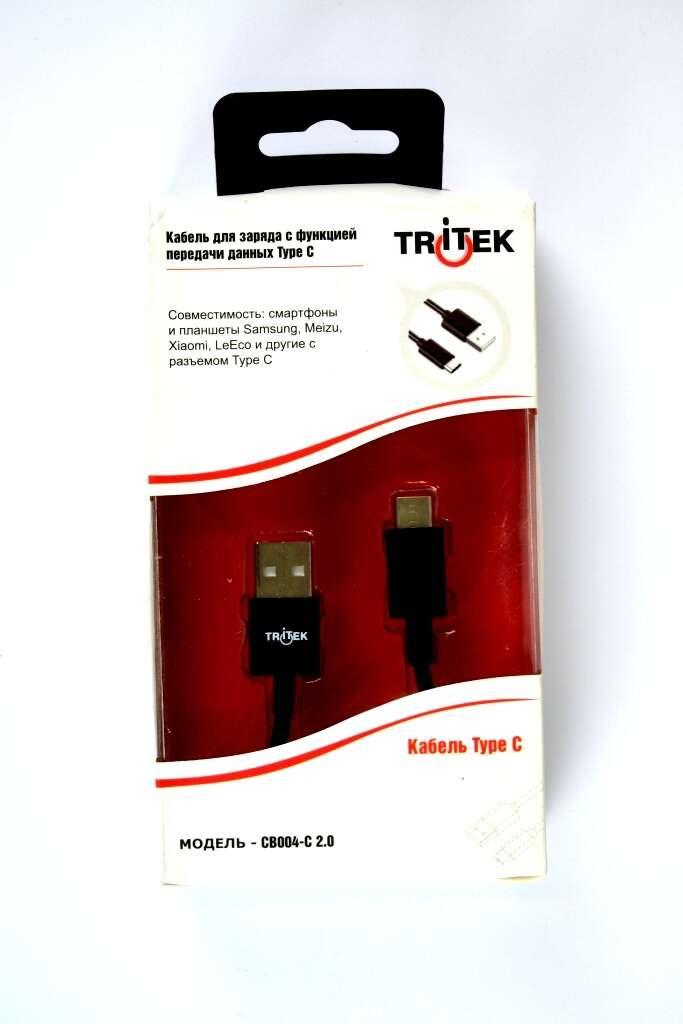 TRITEK CB004-C Кабель для зарядки Type C