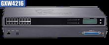 Grandstream GXW4216 VoIP-шлюз 16xFXS, 1xLAN, (1GbE)Gigabit Ethernet