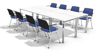 Cтолы для переговоров (конференц-столы)