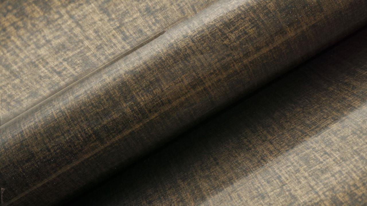 Пленка ПВХ металлик Лофт Bronze 128T02 волна
