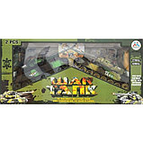 Большой танковый бой из двух танков 9995 2PC, war tank, фото 2