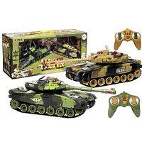 Большой танковый бой из двух танков 9995 2PC, war tank, фото 1