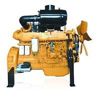 Двигатель в сборе WD10G220E21