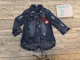 Джинсовая куртка Resser
