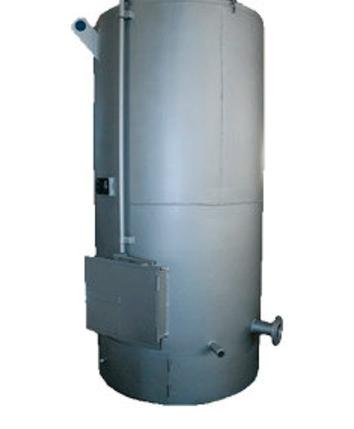 Угольный котел Cronos bb-200rc, 200 кВт (без теплоизоляции), фото 2