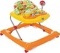 Детские ходунки Chicco Baby Walker Circus Orange Wave, фото 1