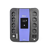 Источник бесперебойного питания SVC U-600, Smart, USB, Мощность 600ВА/360Вт, фото 1
