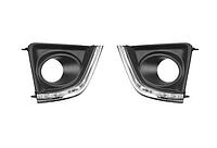 Дневные ходовые огни DLAA TY-662-L2LED Toyota Corolla 2014+