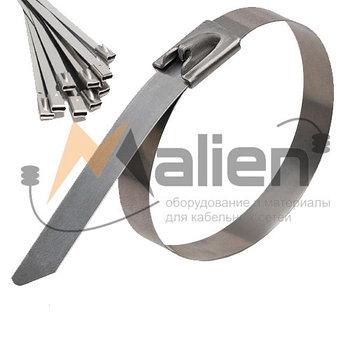 Стяжки из нержавеющей стали марки AISI 304
