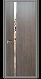 Межкомнатная дверь из экошпона Киото крем,акация,дымчатый, фото 2
