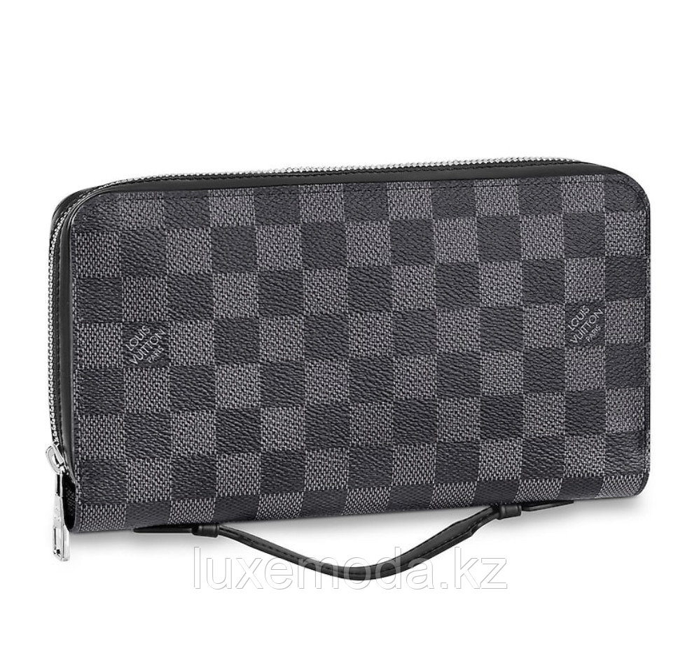 Барсетка ZIPPY XL Damier Graphite