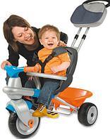 Детский трехколесный велосипед: полезные советы по выбору