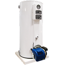 Газовый котел одноконтурный средней мощности Cronos bb-535rg, 58 кВт (без горелки), фото 3