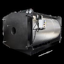 Водогрейный котел большой мощности Cronos bb-14000, 1400 кВт (без горелки), фото 3