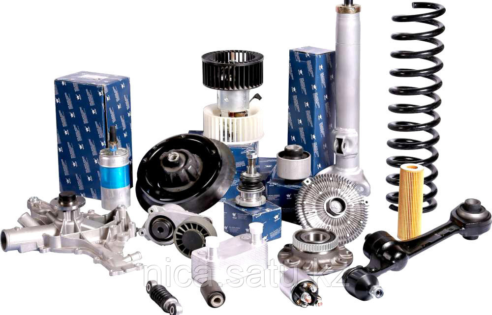 Амортизатор передний газовый  пруж/рессоры  Hyundai H1 Starex all 97>