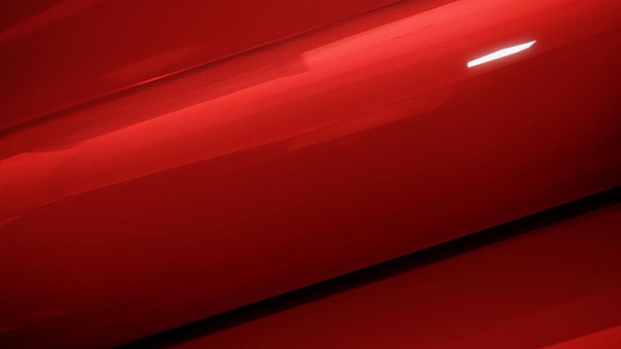 Пленка глянцевая ПВХ Красный IEYB (EFVC001)