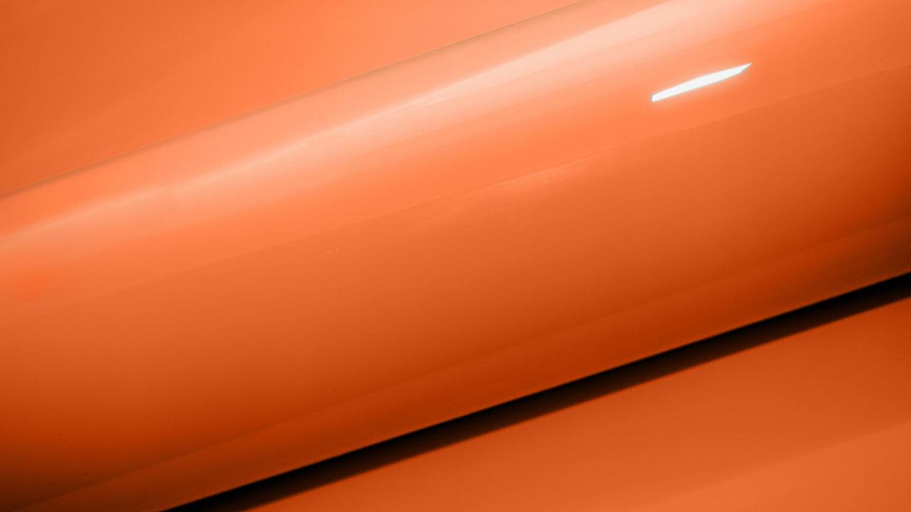 Пленка глянцевая ПВХ Оранжевый DM208-6T