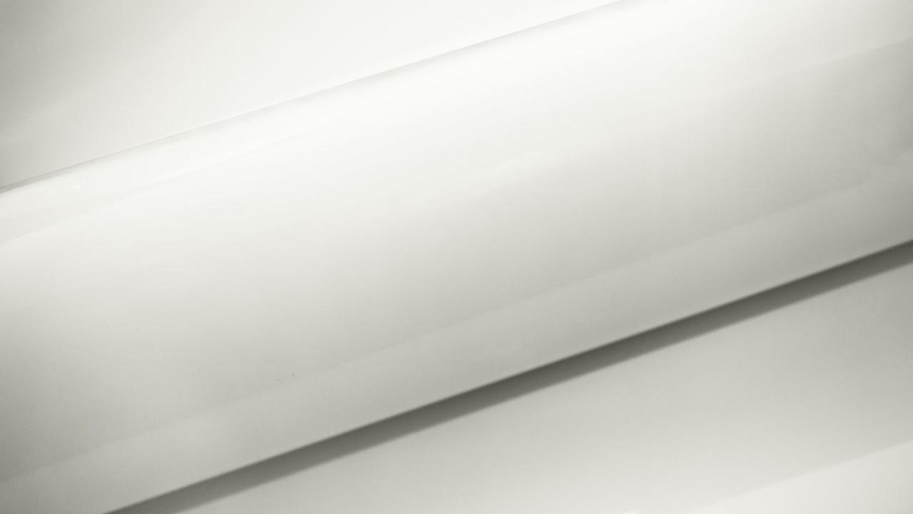 Пленка суперглянцевая ПВХ White OYJC (HG001)