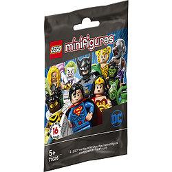 71026 Lego Минифигурка Супергерои DC (неизвестная, 1 из 16 возможных)