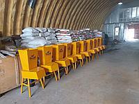 Измельчитель сена, соломы и зернодробилка 4в1