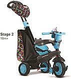 Велосипеды SmarTrike Recliner 4 in 1 Blue, фото 2