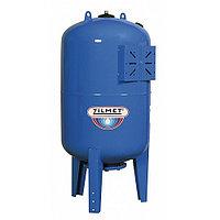 Гидроаккумулятор вертикальный синий Zilmet ULTRA-PRO - 1500л. (PN10, мемб.бутил, фланец стальной)