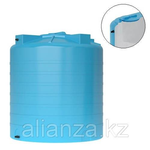 Бак для воды АКВАТЕК ATV 1500 BW (двухслойный, цвет сине-белый)