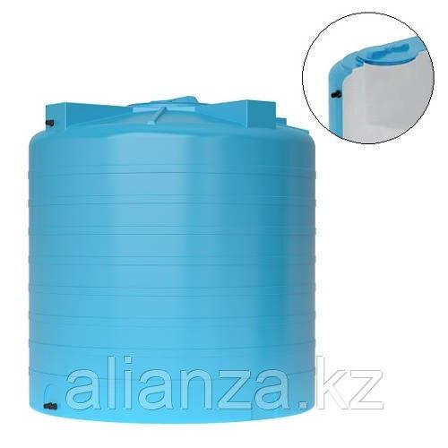 Бак для воды АКВАТЕК ATV 2000 BW (двухслойный, цвет сине-белый)