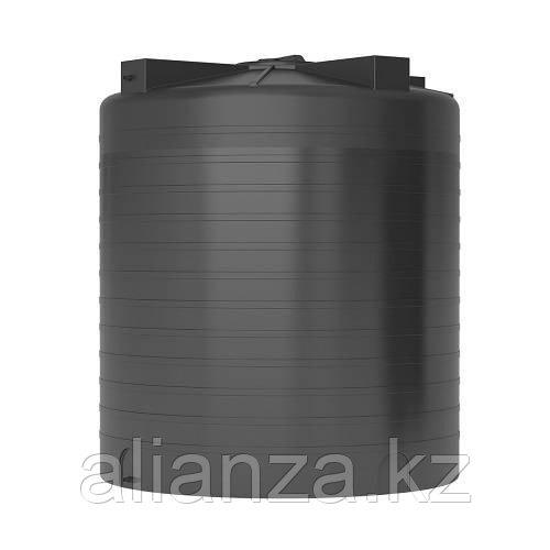 Бак для воды АКВАТЕК ATV 5000 (без поплавка, цвет черный)