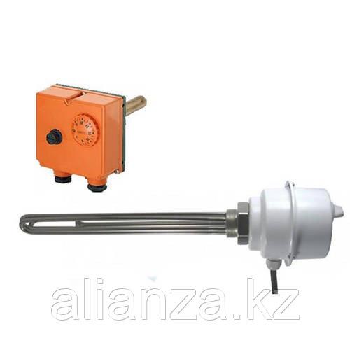 Нагревательный элемент для напольных водонагревателей SUNSYSTEM SL-EL Set - 15 кВт (с термостатом)