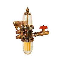 """Сепаратор воздуха для дизельного топлива WATTS НЕ 10 - 3/4"""" (PN6, Tmax 60°C, фильтр в комплекте)"""