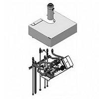 Комплект для монтажа на котле Viessmann со смесителем для открытой проводки
