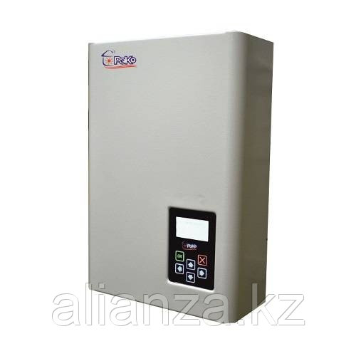 Котел электрический настенный РЭКО П - 6 кВт (380/220В, 3 ступени мощности - 2/4/6 кВт)