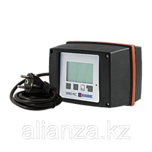 Контролер привода погодозависимый ESBE 90С-1С-90 (на 3 входа, 1 выход, с кабелем и комн.датчиком)
