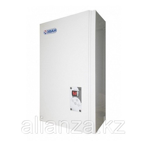 Котел электрический настенный ЭВАН WARMOS-IV - 12 кВт (380В, 3 ступени мощности - 4/8/12 кВт)