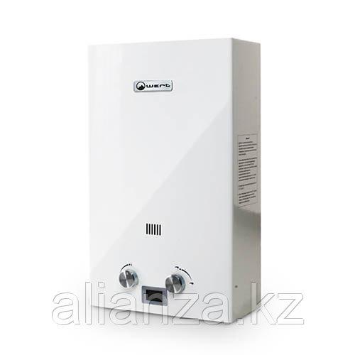 Водонагреватель газовый проточный WERT 12E (цвет белый)