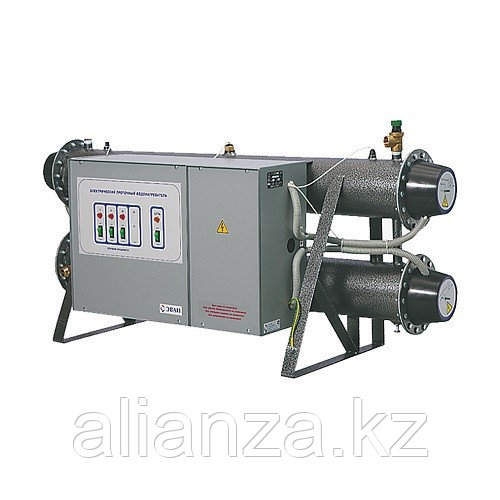 Водонагреватель электрический проточный ЭВАН ЭПВН 42А (42 кВт, мощность фланца - 30/12 кВт, 380В)