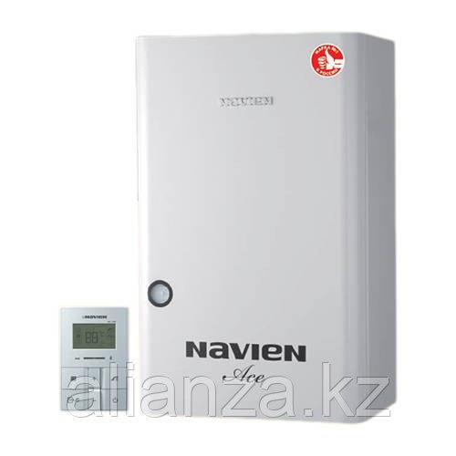 Котел газовый настенный Navien Atmo Ace - 13 кВт (двухконтурный, открытая камера)