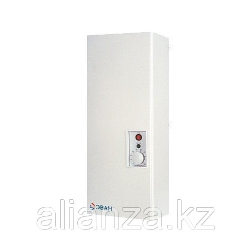 Котел электрический настенный ЭВАН С2 - 9 кВт (220/380В, одноконтурный)