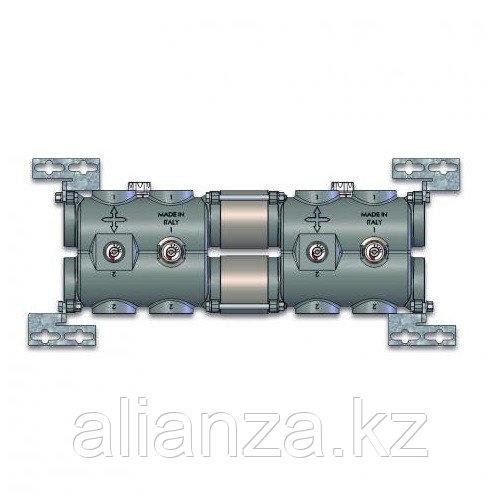 Модульный коллектор LUXOR CD 1210 в изоляции