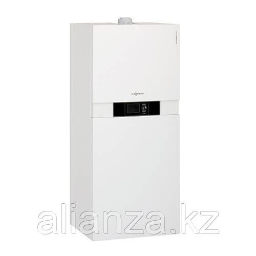 Котел газовый конденсационный Viessmann Vitodens 222-F B2SB - 26 кВт (двухконтурный)