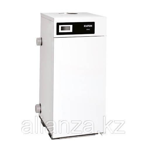 Котел газовый напольный ATON Atmo АОГВМ-10ЕВМ - 10 кВт (двухконтурный)