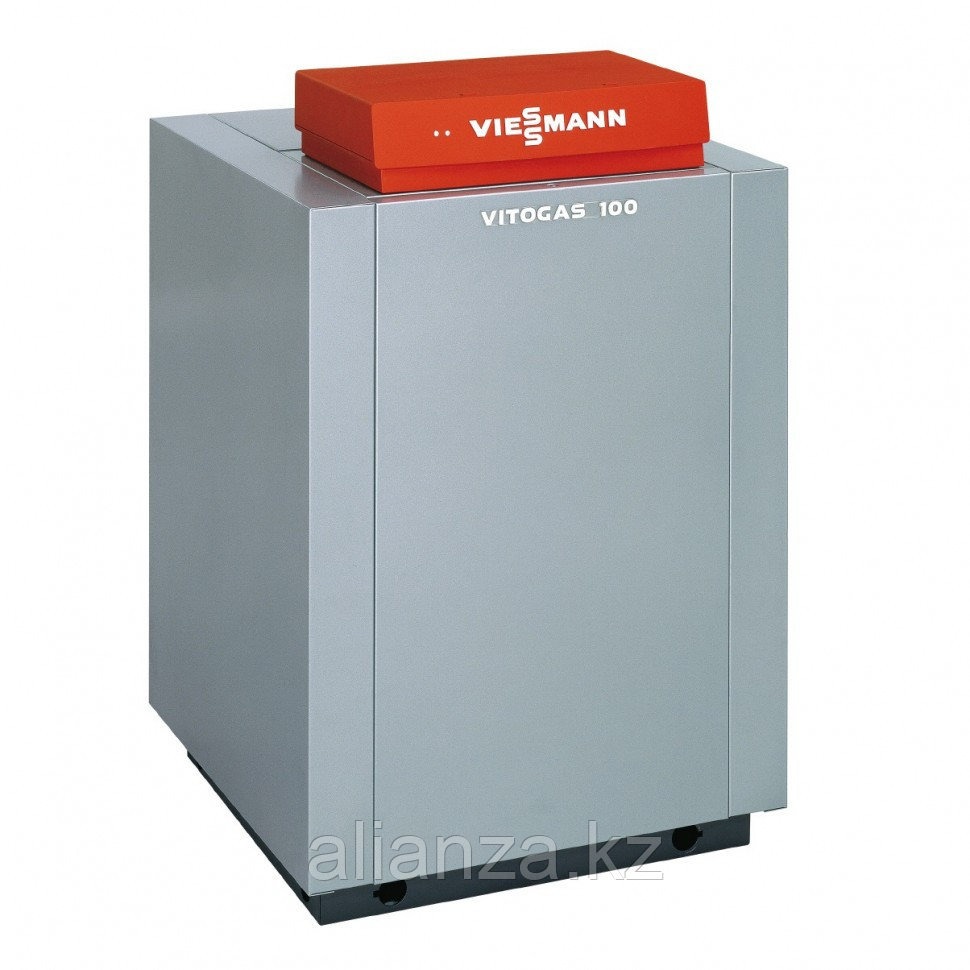 Котел газовый напольный Viessmann Vitogas 100-F GS1D - 29 кВт (с автоматикой Vitotronic 100 KC4B)