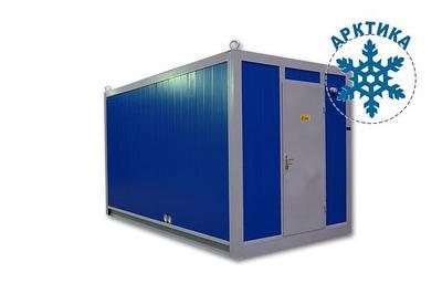 Арктическое исполнение блок-контейнеро