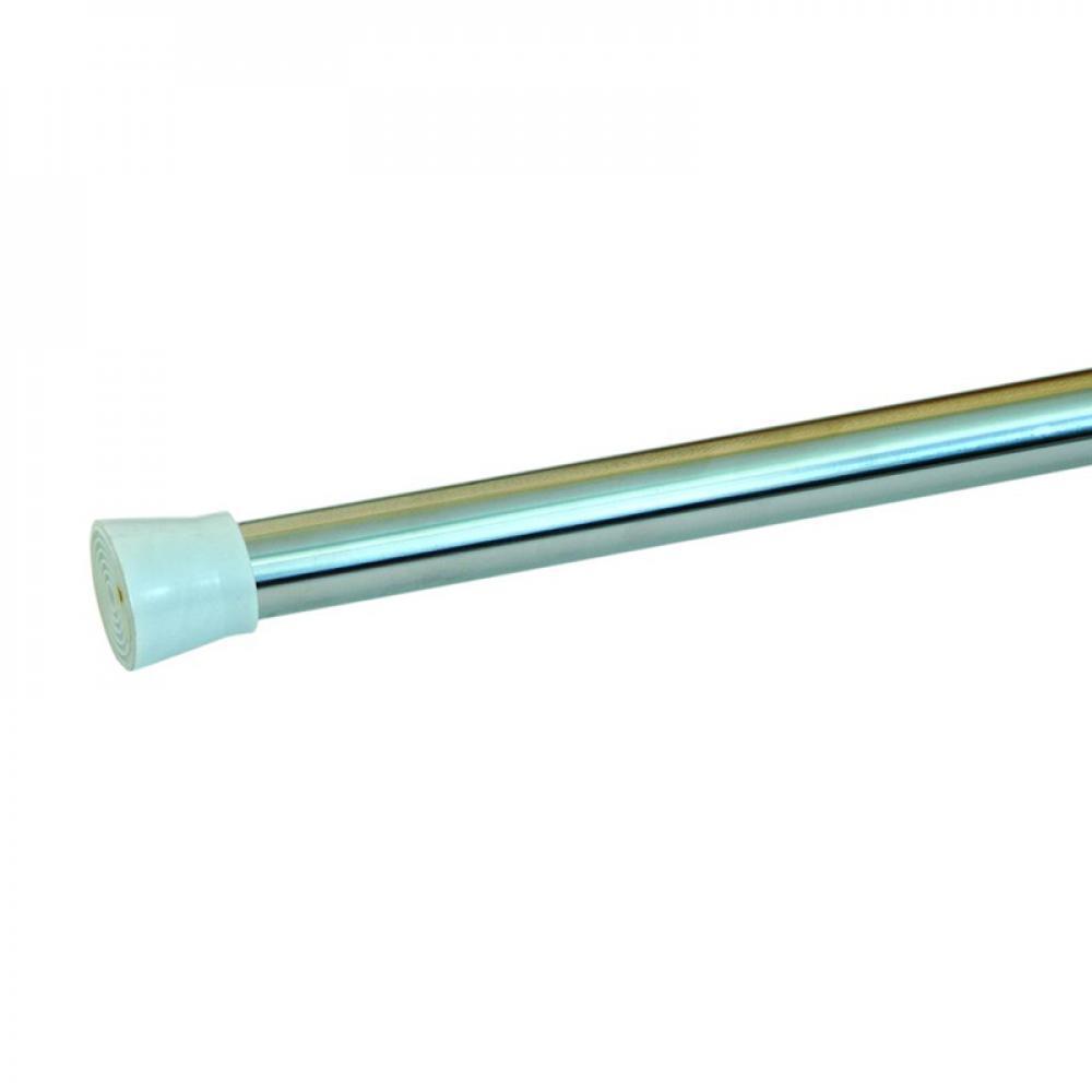 Аквалиния штанга для душевой занавески хром EC 1,1-2,0
