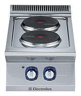 Плита электрическая Electrolux Professional E7ECED2R00 (371014)