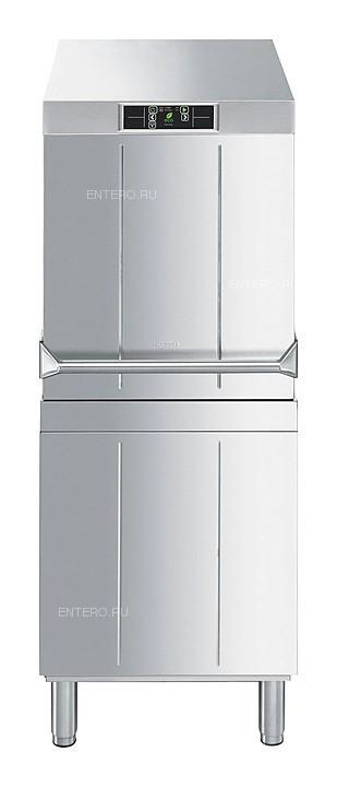 Купольная посудомоечная машина Smeg HTY520DS